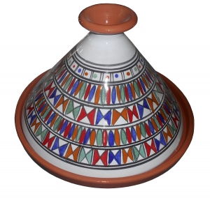 TAJINE 31CM MIX COLOR 103