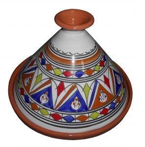 TAJINE 31CM MIX COLOR 105