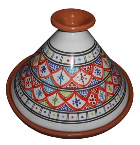 TAJINE 31CM MIX COLOR 106