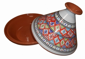 TAJINE 31CM MIX COLOR 108