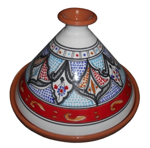 TAJINE 31CM MIX COLOR 110