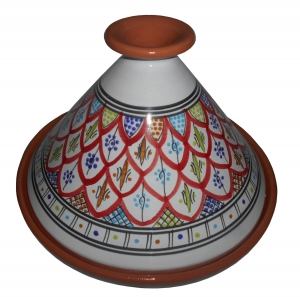 TAJINE 31CM MIX COLOR 116