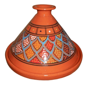 TAGINE 23CM MIX COLOR 44