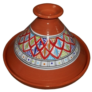 TAJINE 28CM MIX COLOR 141