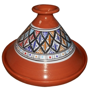 TAJINE 28CM MIX COLOR 142