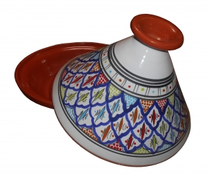 TAJINE 31CM MIX COLOR 15