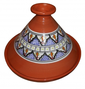 TAJINE 31CM MIX COLOR 1