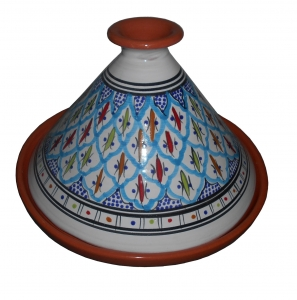 TAJINE 31CM MIX COLOR 12